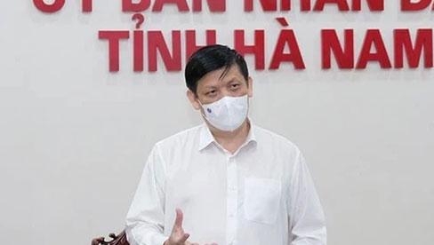 Bộ trưởng Bộ Y tế: Dịch ở Hà Nam lây nhiễm nhanh, mức độ tấn công nhanh