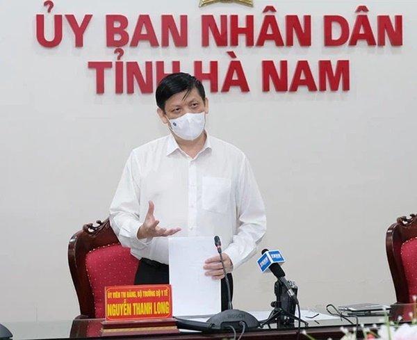 Bộ trưởng Bộ Y tế: Dịch ở Hà Nam lây nhiễm nhanh, mức độ tấn công nhanh-2