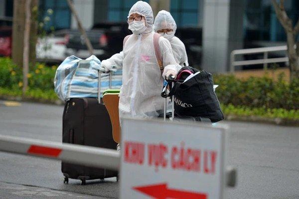 NÓNG: Hà Nội thêm 1 ca dương tính với SARS-CoV-2, là người Ấn Độ trú tại Times City-1