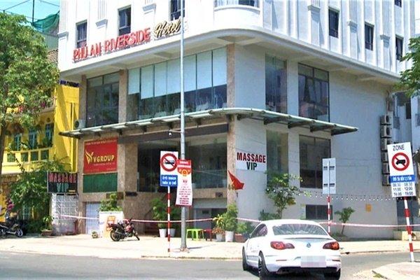 Đà Nẵng: Nữ nhân viên khu vực massage khách sạn Phú An dương tính lần 1 với SARS-CoV-2, khẩn trương truy vết người tiếp xúc-1