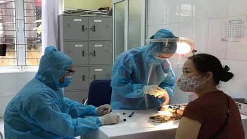 Vĩnh Phúc: Thêm 8 ca nghi mắc COVID-19 liên quan ổ dịch do ca bệnh người Trung Quốc