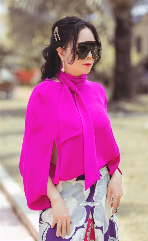 Nhìn Phượng Chanel mà choáng váng: Khi xưa là thảm họa thời trang, nay đã sang chuẩn phu nhân tài phiệt-2