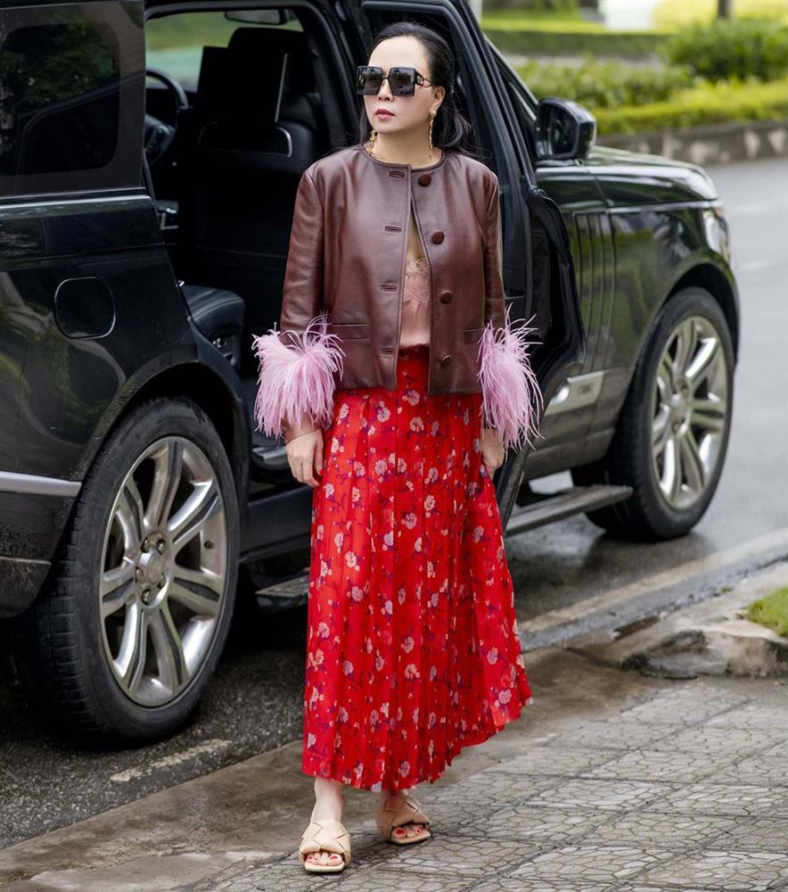 Nhìn Phượng Chanel mà choáng váng: Khi xưa là thảm họa thời trang, nay đã sang chuẩn phu nhân tài phiệt-7