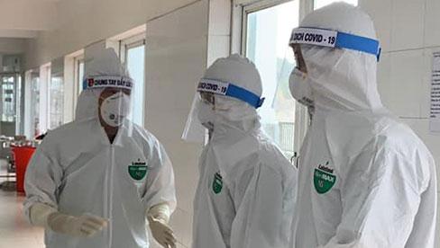 Sáng 6/5: Thêm 8 ca mắc COVID-19 tại Bệnh viện Bệnh Nhiệt đới TW cơ sở Đông Anh