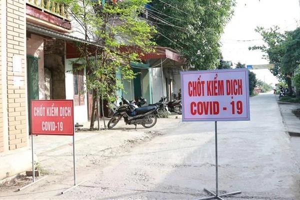 Phát hiện một ca nghi mắc COVID-19 ở thị xã Mỹ Hào, tỉnh Hưng Yên-1