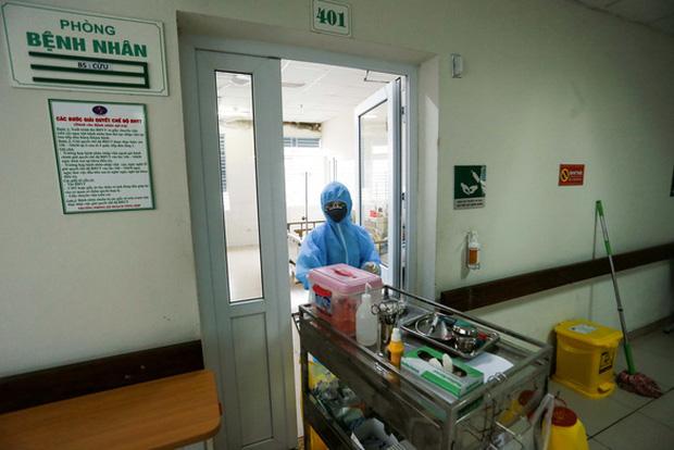 Bắc Ninh: BN Covid-19 ở BV Bệnh Nhiệt đới Trung ương đi ăn cưới, ăn giỗ, tiếp xúc nhiều người, có nguy cơ lây nhiễm cao-1