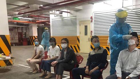Lịch trình của 3 ca dương tính SARS-CoV-2 liên quan đến vũ trường lớn nhất Đà Nẵng: Đến nhà bạn nhậu, đi tập gym, ăn bún
