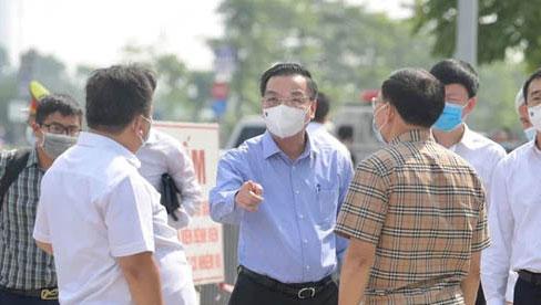 Chủ tịch Hà Nội: