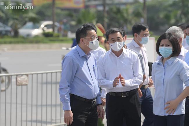 Chủ tịch Hà Nội: Không có khái niệm phong tỏa, giãn cách xã hội toàn thành phố-1