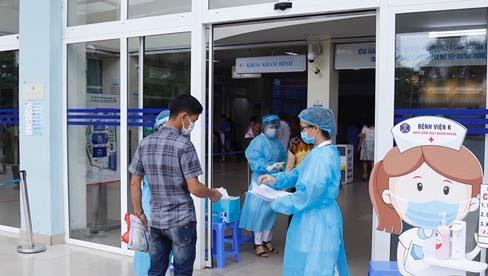 Sáng 8/5: Bộ Y tế công bố 15 ca mắc COVID-19 ghi nhận trong nước