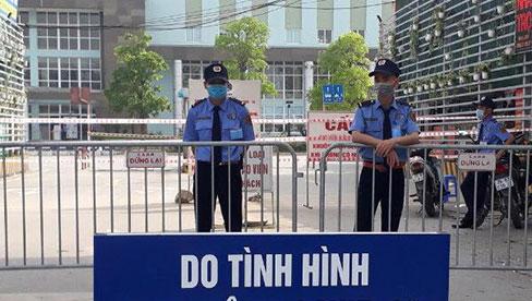 Hà Nội ghi nhận thêm 2 ca dương tính mới liên quan BV Bệnh Nhiệt đới TW và Bệnh viện K Tân Triều