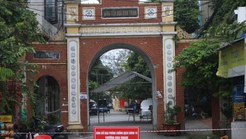 Vĩnh Phúc: Tạm đình chỉ Phó Giám đốc Sở Y tế liên quan đến công tác phòng chống dịch Covid-19