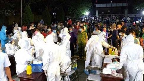Hà Nội khẩn cấp khuyến cáo sau khi ghi nhận 4 học sinh dương tính liên quan ổ dịch Bắc Ninh