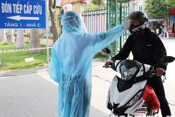 Nóng: Bắc Ninh ghi nhận thêm 42 ca dương tính với SARS-CoV-2 ở huyện Thuận Thành và Yên Phong-1