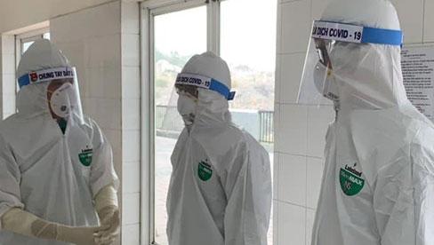 Bắc Giang báo cáo 47 ca dương tính SARS-CoV-2, 808 F1 liên quan đến ổ dịch khu công nghiệp