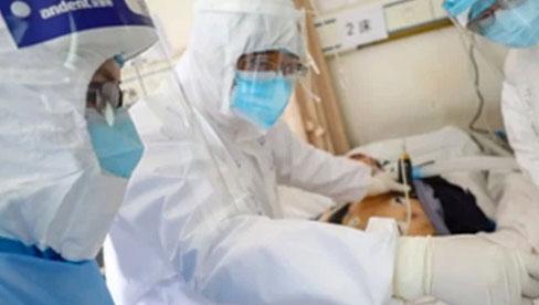 1 bệnh nhân Covid-19 phải chạy ECMO, 9 ca đang chuyển biến nặng, 26 ca tiên lượng nặng
