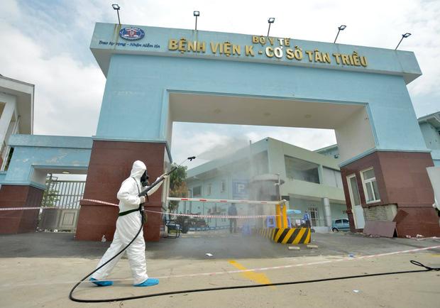 Lịch trình của BN ung thư dương tính SARS-CoV-2: Quê Nam Định, đi nhiều tuyến xe khách, trú tại CC Đại Thanh, từng ghé nhiều bệnh viện-1