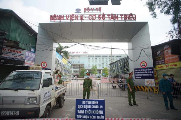 Lịch trình của BN ung thư dương tính SARS-CoV-2: Quê Nam Định, đi nhiều tuyến xe khách, trú tại CC Đại Thanh, từng ghé nhiều bệnh viện-2