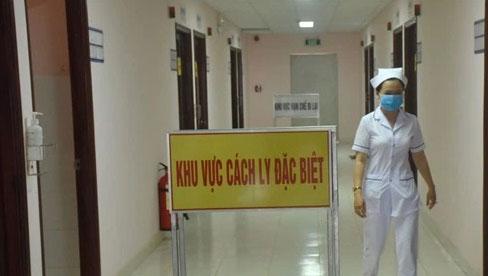 NÓNG: Thông tin về 1 trường hợp F1 tử vong khi đang thực hiện cách ly tập trung tại tỉnh Hòa Bình