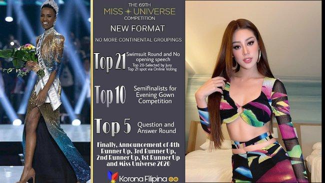 Miss Universe 2020 ngày 5: Khánh Vân khoe eo con kiến, top 21 thi áo tắm