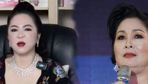 Mỉa mai bà Phương Hằng làm giàu bất chính, NSND Hồng Vân bị chính chủ livestream nói gay gắt, netizen ùa vào