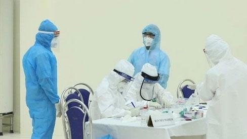 Hà Nội: Nhân viên vệ sinh Bệnh viện Thanh Nhàn dương tính SARS-CoV-2