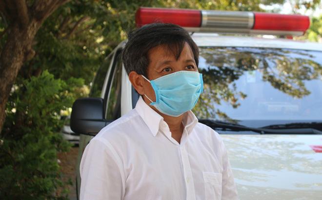 Ông Đoàn Ngọc Hải bị sốt 38 độ C khi đang ở Mường Lay, xe chuyên dụng đưa về tỉnh để xét nghiệm Covid-19-1