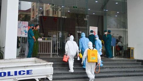 Nóng: Hà Nội thêm 2 ca dương tính với SARS-CoV-2, trong đó có 1 F1 của Giám đốc Hacinco