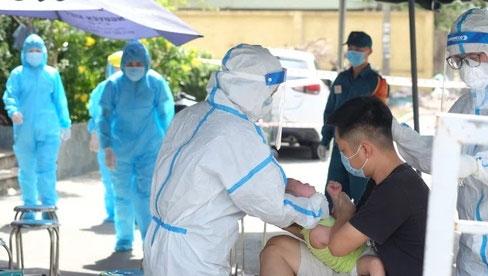Đà Nẵng: Bé gái 3 tuổi dương tính SARS-CoV-2