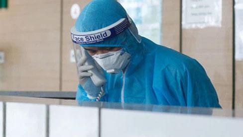 Bệnh viện Phổi TW: Phát hiện thêm 1 bác sĩ khác cũng dương tính SARS-CoV-2
