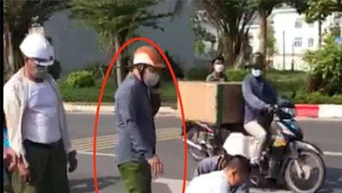 Lộ diện người giúp tài xế taxi khống chế tên trốn nã: