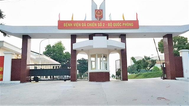 Bên trong bệnh viện dã chiến truyền nhiễm số 2 tại Bắc Giang