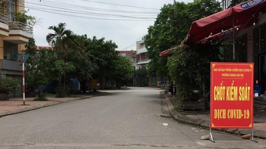 Bắc Giang yêu cầu người dân 'cửa đóng then cài' để phòng dịch COVID-19
