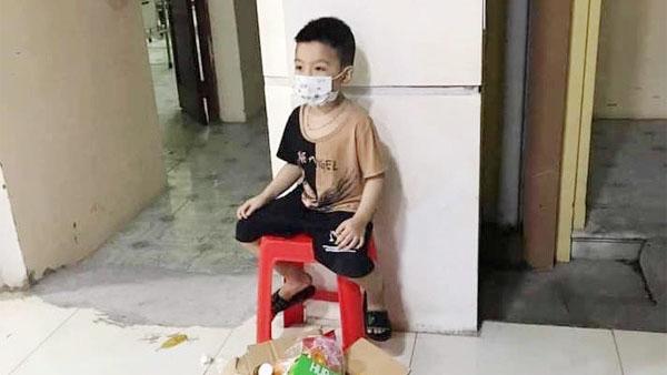 'Bệnh nhân nhỏ tuổi nhất vào viện một mình' dương tính SARS-CoV-2