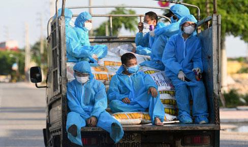 Hà Nội ghi nhận 27 ca dương tính SARS-CoV-2