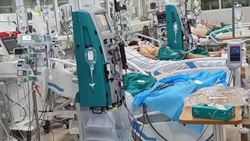 48 bệnh nhân Covid-19 tiên lượng nặng