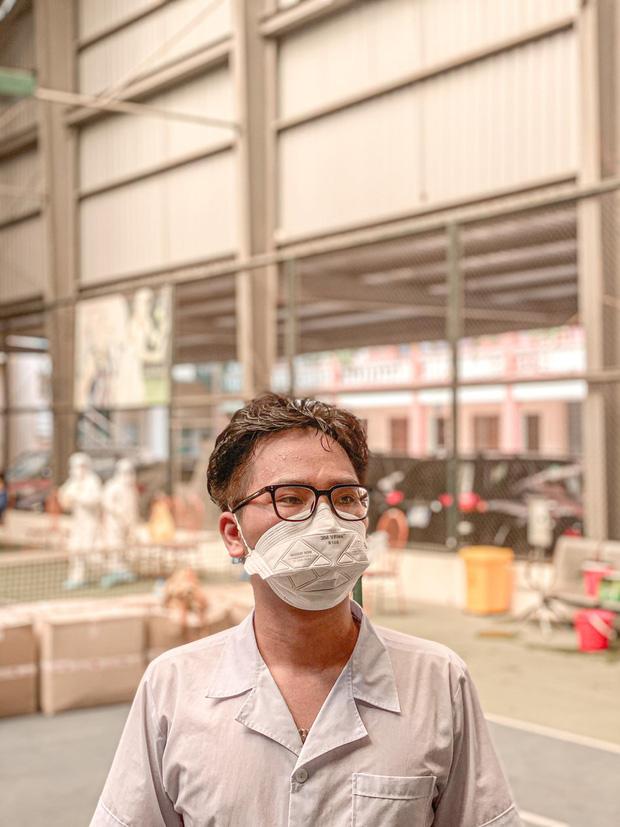 Nam sinh 20 tuổi ngất xỉu khi lấy mẫu xét nghiệm trong thời tiết 40 độ ở Bắc Giang: Mình ngồi xuống định nghỉ một lúc thì sau đó không biết gì nữa...-7
