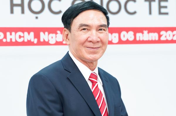 Giáo sư Y học 66 tuổi làm Hiệu trưởng ĐH Quốc tế Hồng Bàng-1