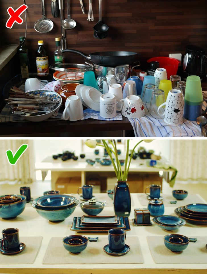 Lột xác không gian nhà bếp với 8 mẹo cực đơn giản siêu tiết kiệm-1