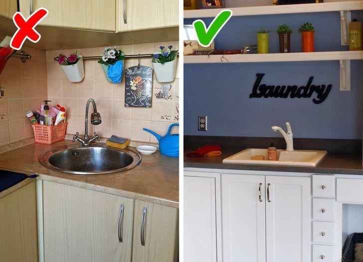 Lột xác không gian nhà bếp với 8 mẹo cực đơn giản siêu tiết kiệm-3