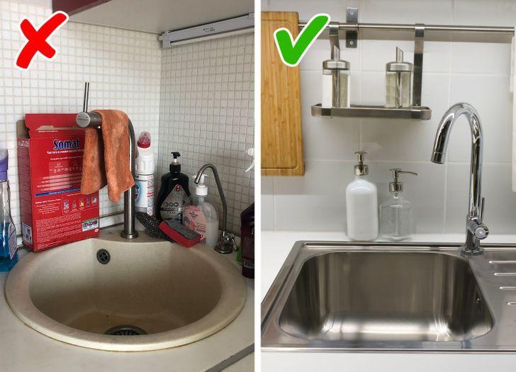 Lột xác không gian nhà bếp với 8 mẹo cực đơn giản siêu tiết kiệm-4