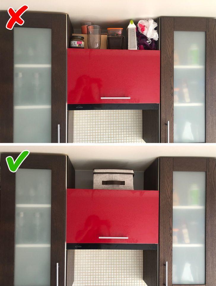 Lột xác không gian nhà bếp với 8 mẹo cực đơn giản siêu tiết kiệm-7