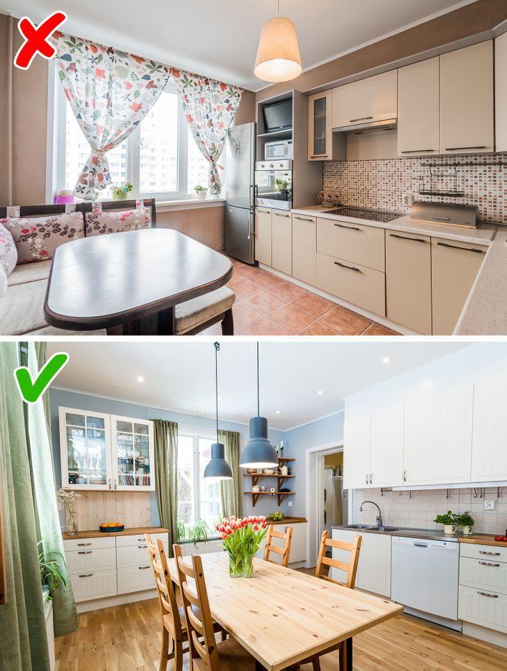 Lột xác không gian nhà bếp với 8 mẹo cực đơn giản siêu tiết kiệm-8
