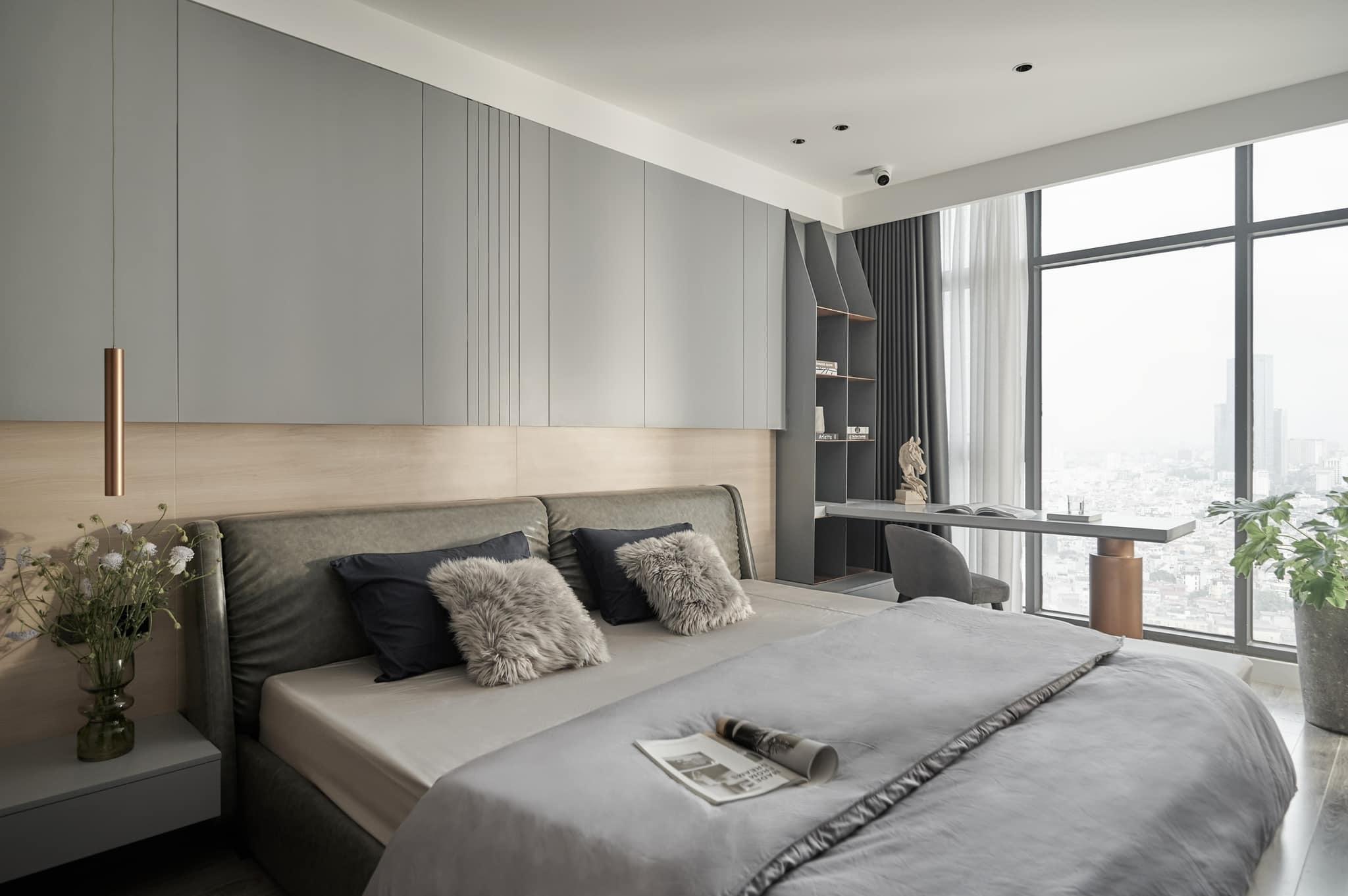 Thích mê ly căn hộ 'smarthome' 210m2 của gia đình nhiều trẻ con-21