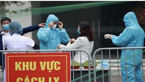Sáng 3/6: Việt Nam có thêm 57 ca mắc COVID-19