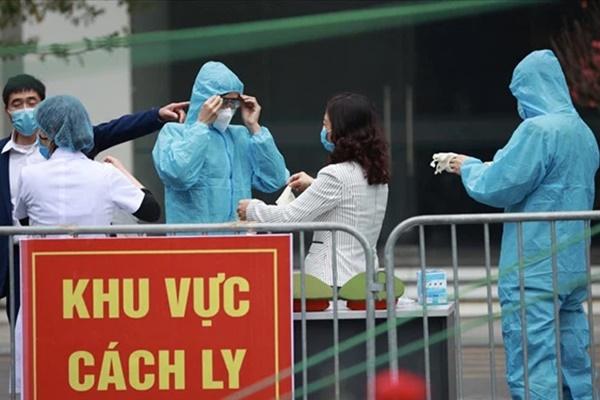 Sáng 3/6: Việt Nam có thêm 57 ca mắc COVID-19-1