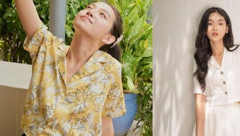 Kiểu áo sơ mi đang phủ sóng các shop thời trang Việt vì quá trẻ xinh lại 100% thanh lịch