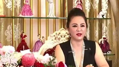 Bà Phương Hằng tuyên bố kiện ngược lại bà Lê Thị Giàu: Tôi từng bị giang hồ do bà Giàu thuê bao vây, phải gọi công an đến giải cứu