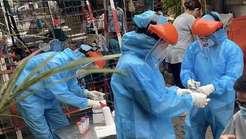 Trưa 3/6, thêm 102 ca nhiễm COVID-19 mới tại Việt Nam