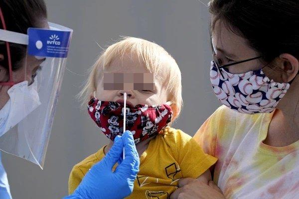 Các triệu chứng COVID-19 phổ biến ở trẻ em cha mẹ cần hết sức lưu ý-1